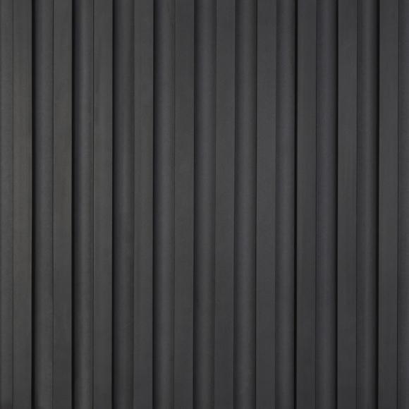 czarne listewki na scianę
